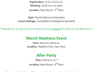 Delta Dental March Madness Details
