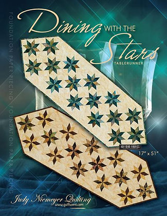 Dining with the Stars Tablerunner