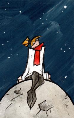 The Moon Child.