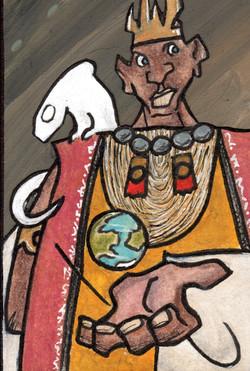 Oduduwa, first Ooni of Ife