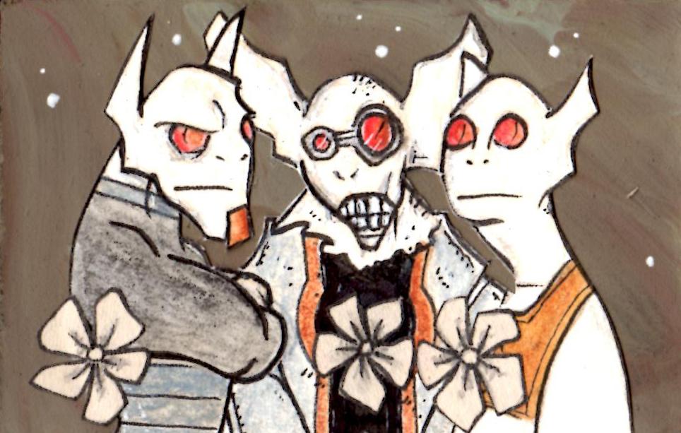 The Brothers Grakaeus.