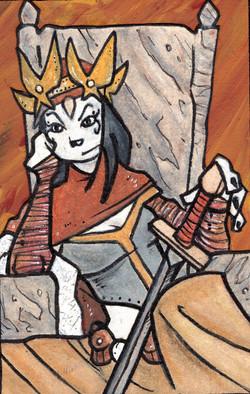 Queen of Swords.