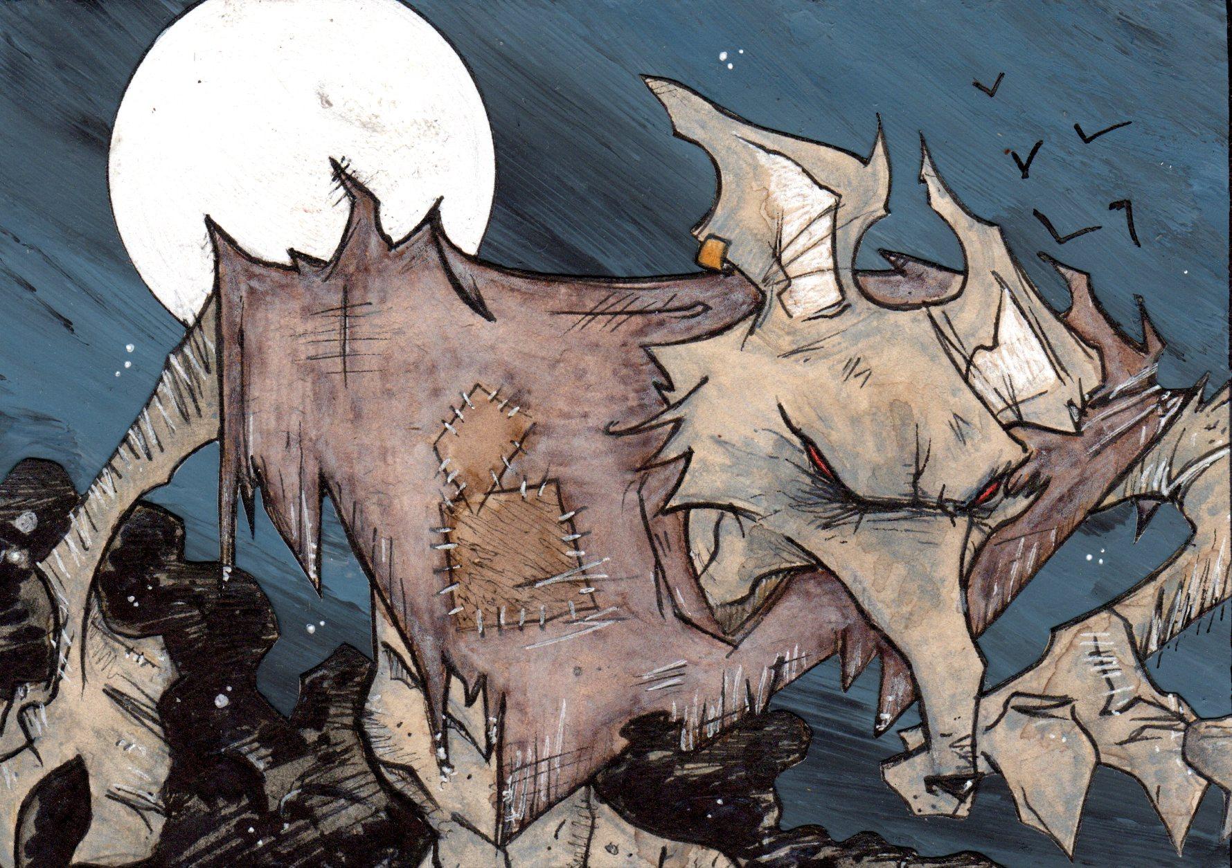 The Werewolf.