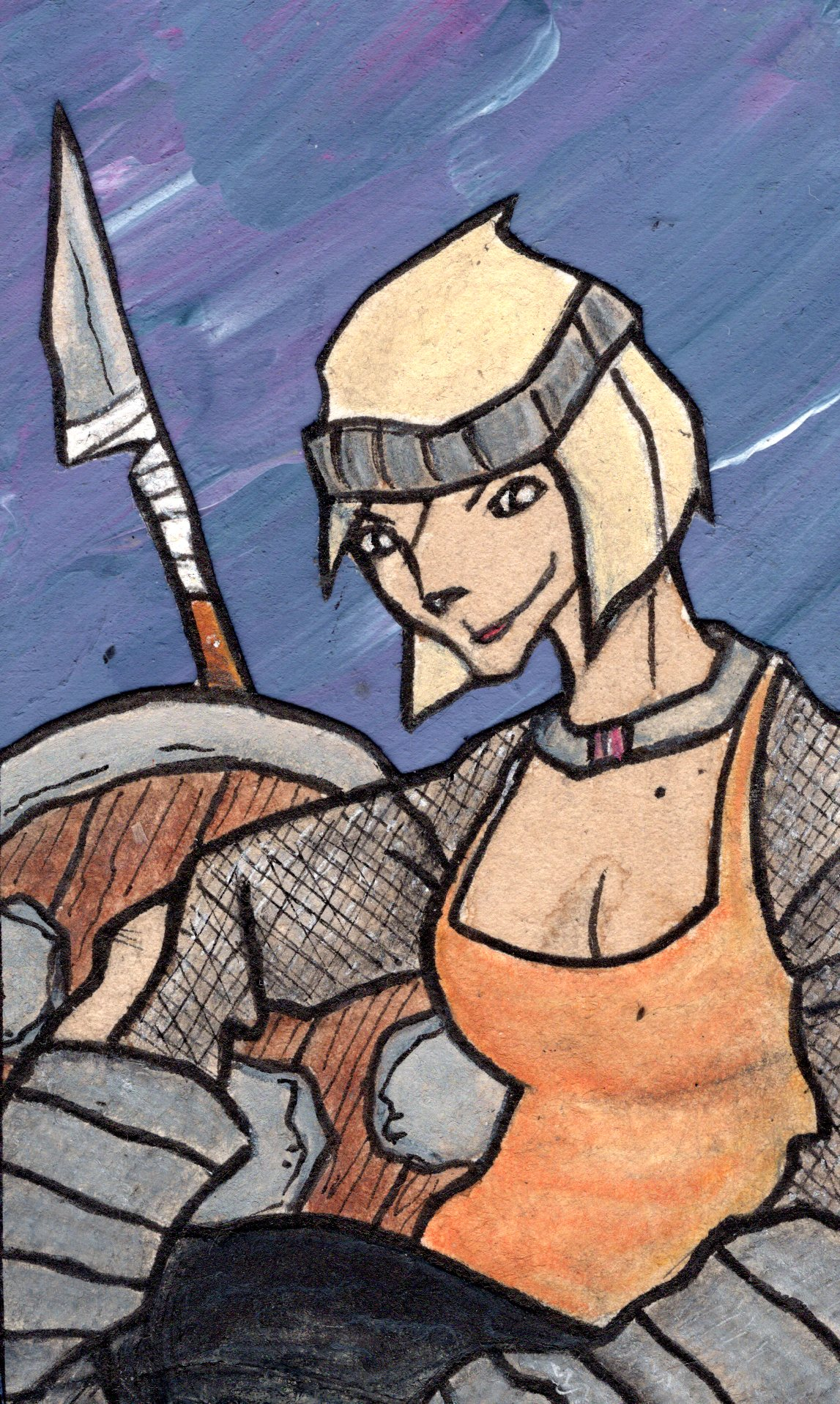 The Shield Maiden