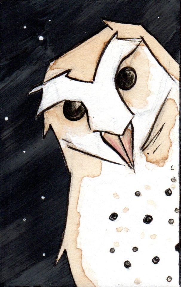 The Night-Cockerel.