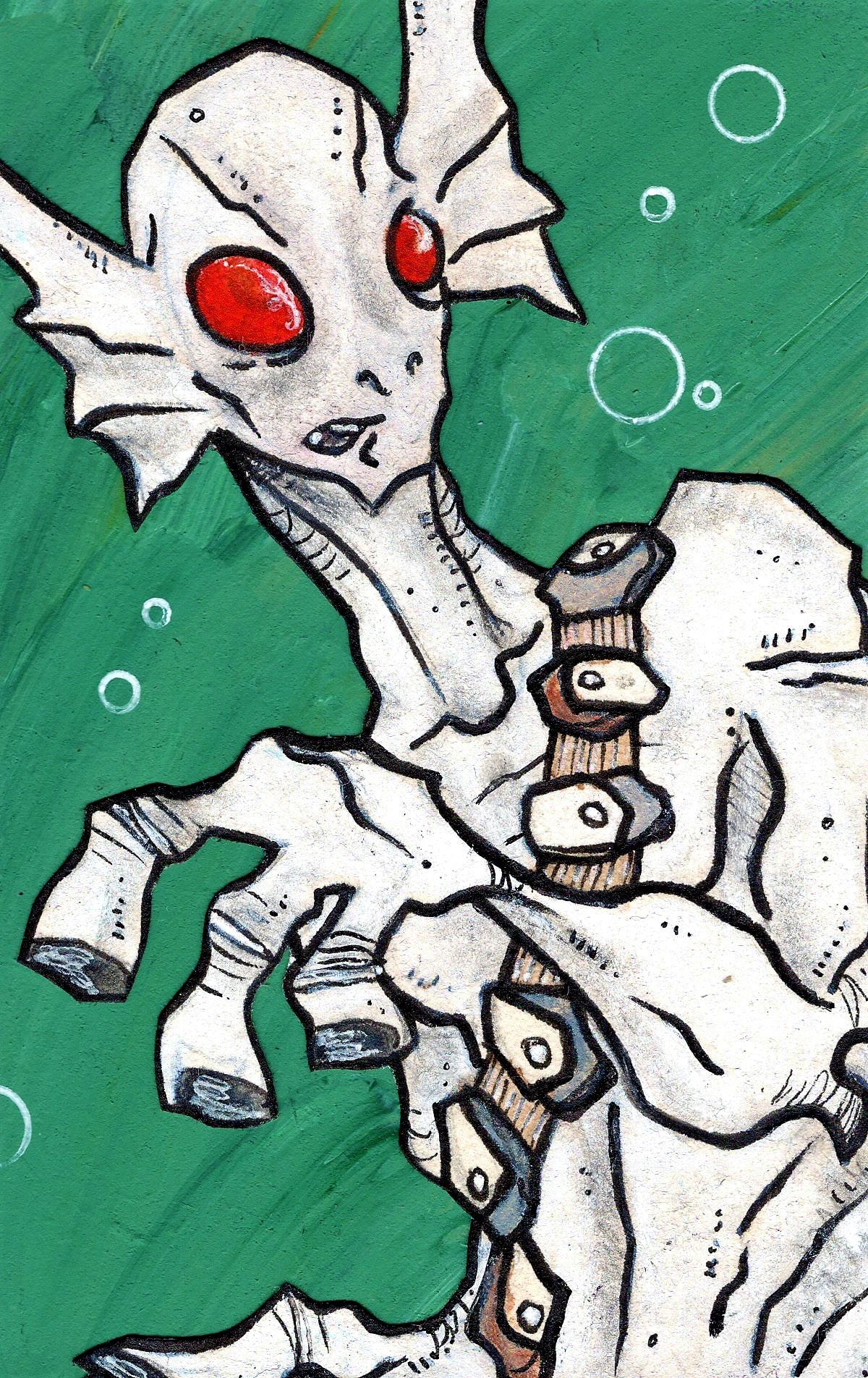 An Oid of Atlantis.