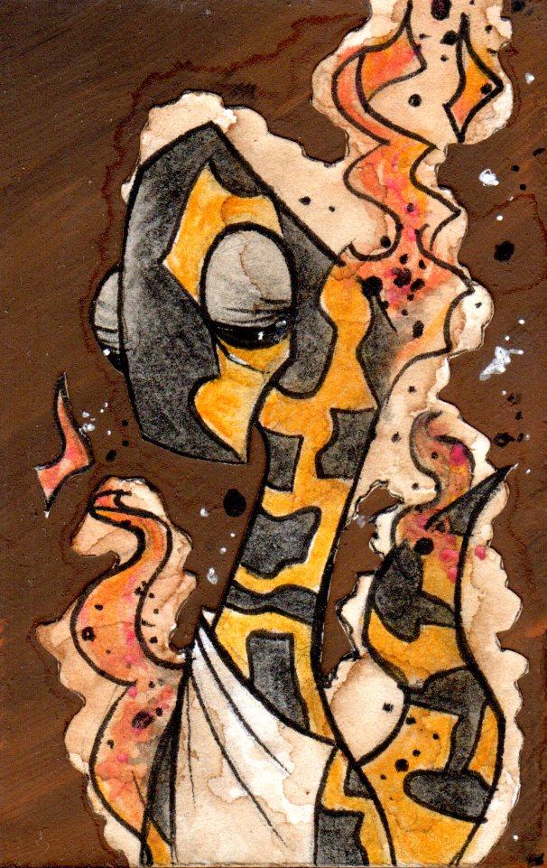 The Salamandra.
