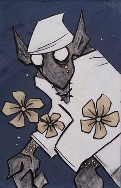 The Dead Sea Librarian.