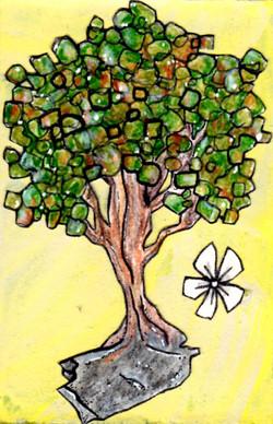 A Warden Tree.