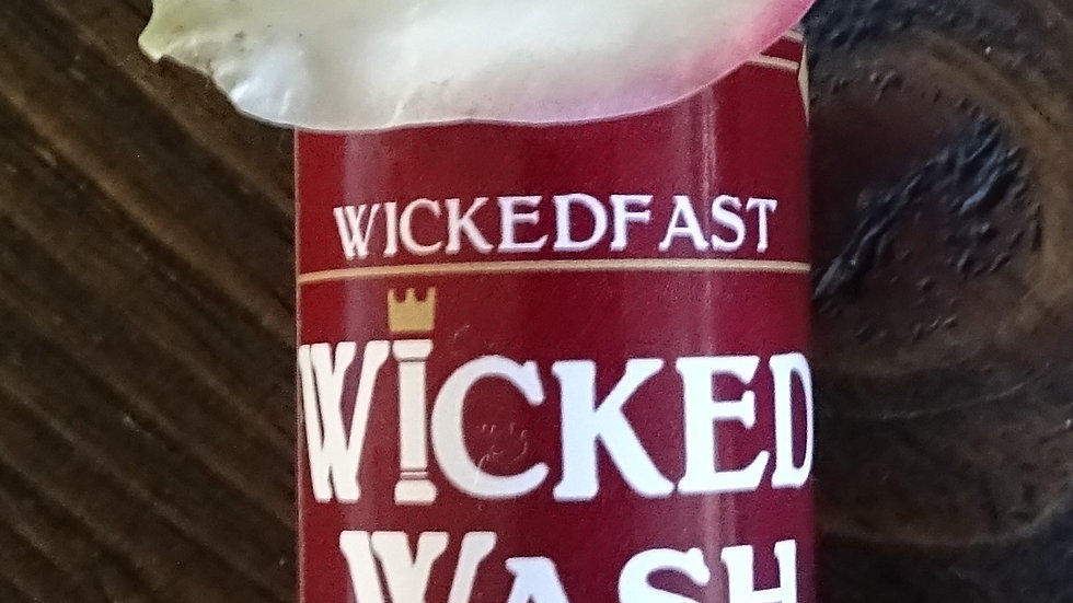 WickedWash Rose Water Soap