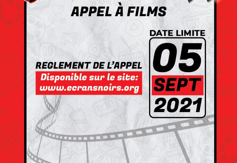Appel à films : Festival international Ecrans noirs