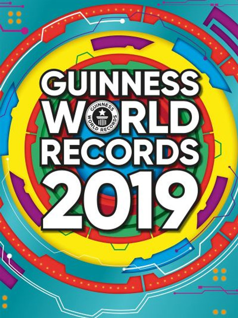 Guinness world records - Grand Format Edition 2019