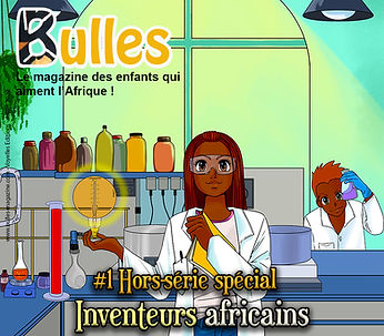 Bulles Magazine