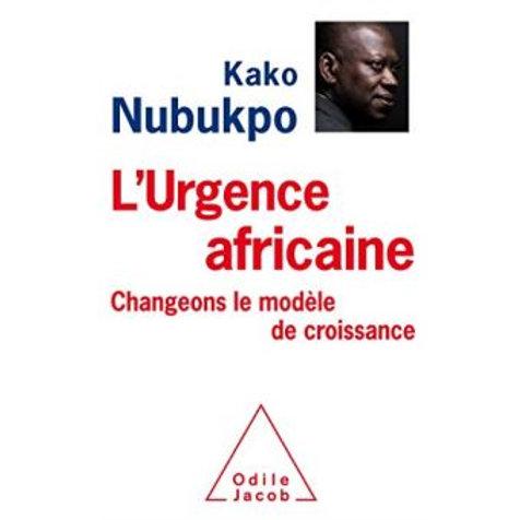 L'urgence africaine Changeons le modèle de croissance