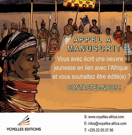 Appel a manuscrit