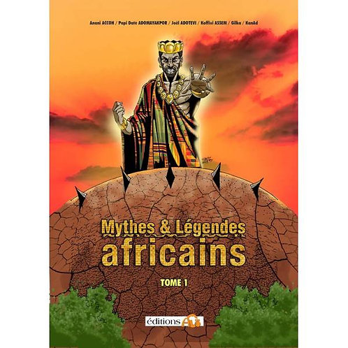 Mythes & légendes africains | Volume 1