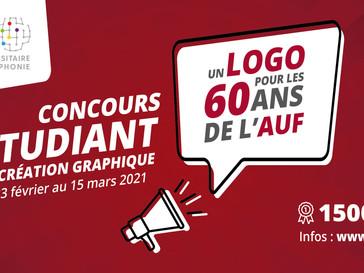 Création du logo de l'AUF