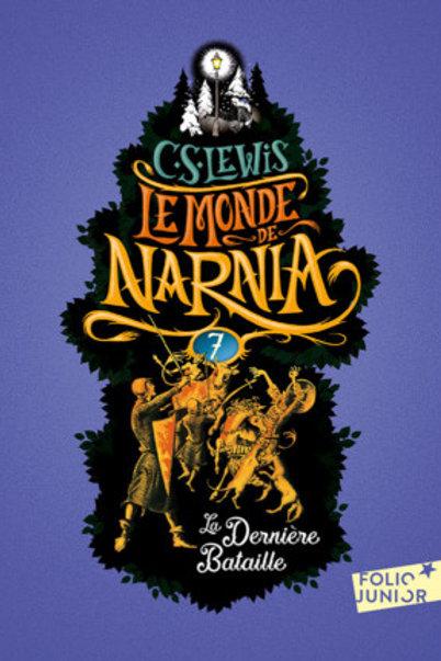 Le monde de Narnia ( la dernière bataille )
