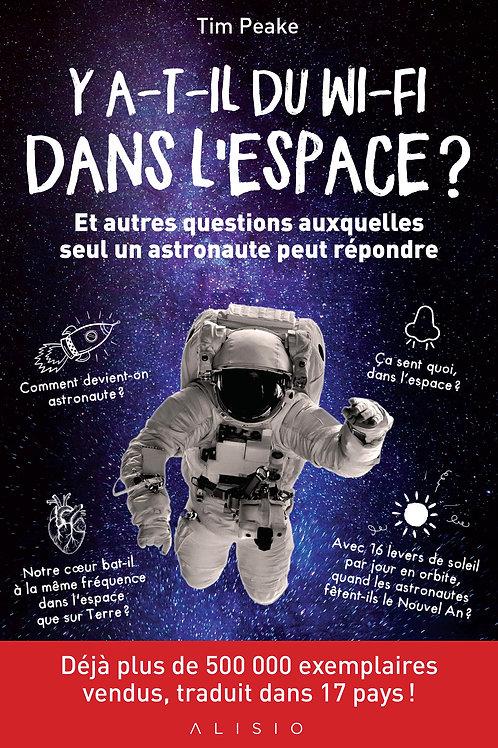 Dans l'espace