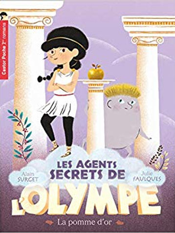 Les agents secrets d'Olympe