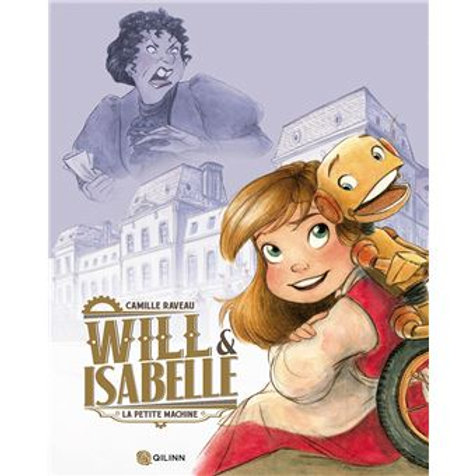 Will et Isabelle - Tome 2 : Edmond