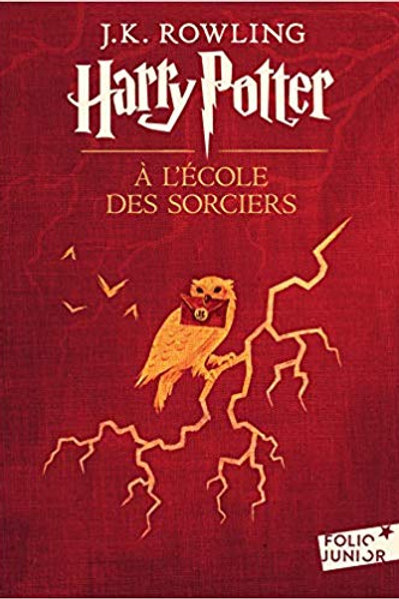 Harry Potter, tome 1 : Harry Potter à l'Ecole des Sorciers