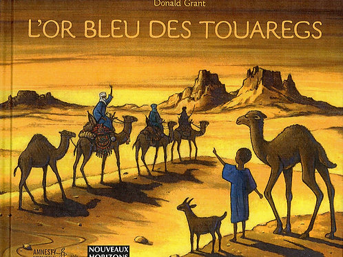L'or bleu des touaregs