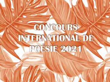 20ème édition du concours international de poésie de la Sorbonne Université