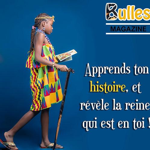 Abonnement annuel Bulles en Côte d'Ivoire