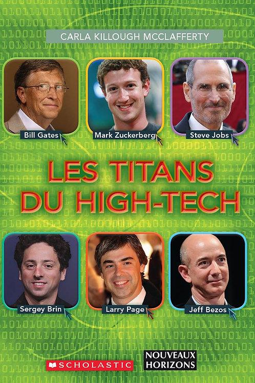 les titans du High-tech