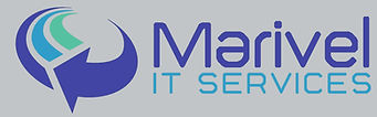 Marivel IT Services logo grey 5 backgrou