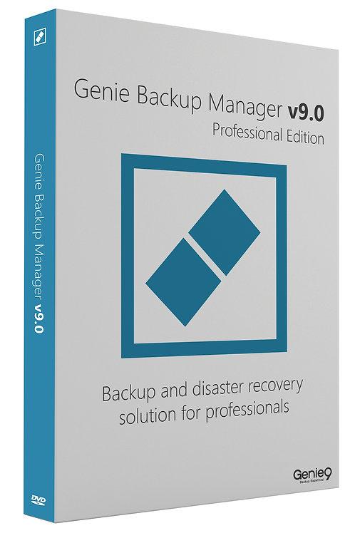 Genie Backup Manager Pro v9.0