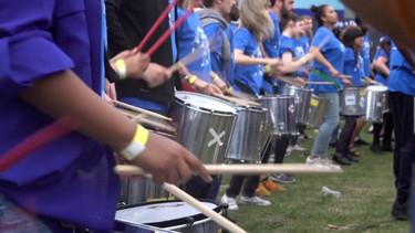 Drum Works Teaser
