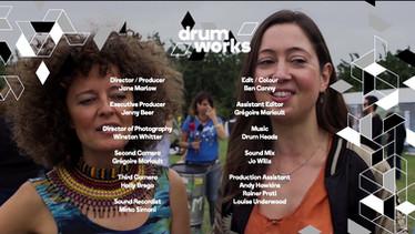 Drum Works film