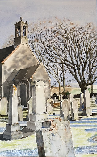 Carmichael Churchyard