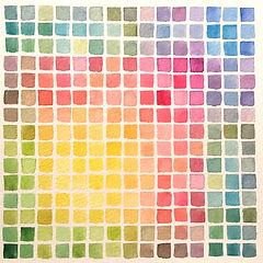 Summer Garden Pixels