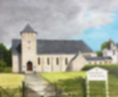 ST Margaret's Church Roybridge