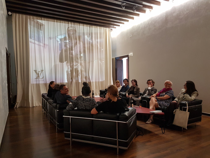 Venice Biennale 57 : ASFI Performance Lunch, part of the Switzerland's official program