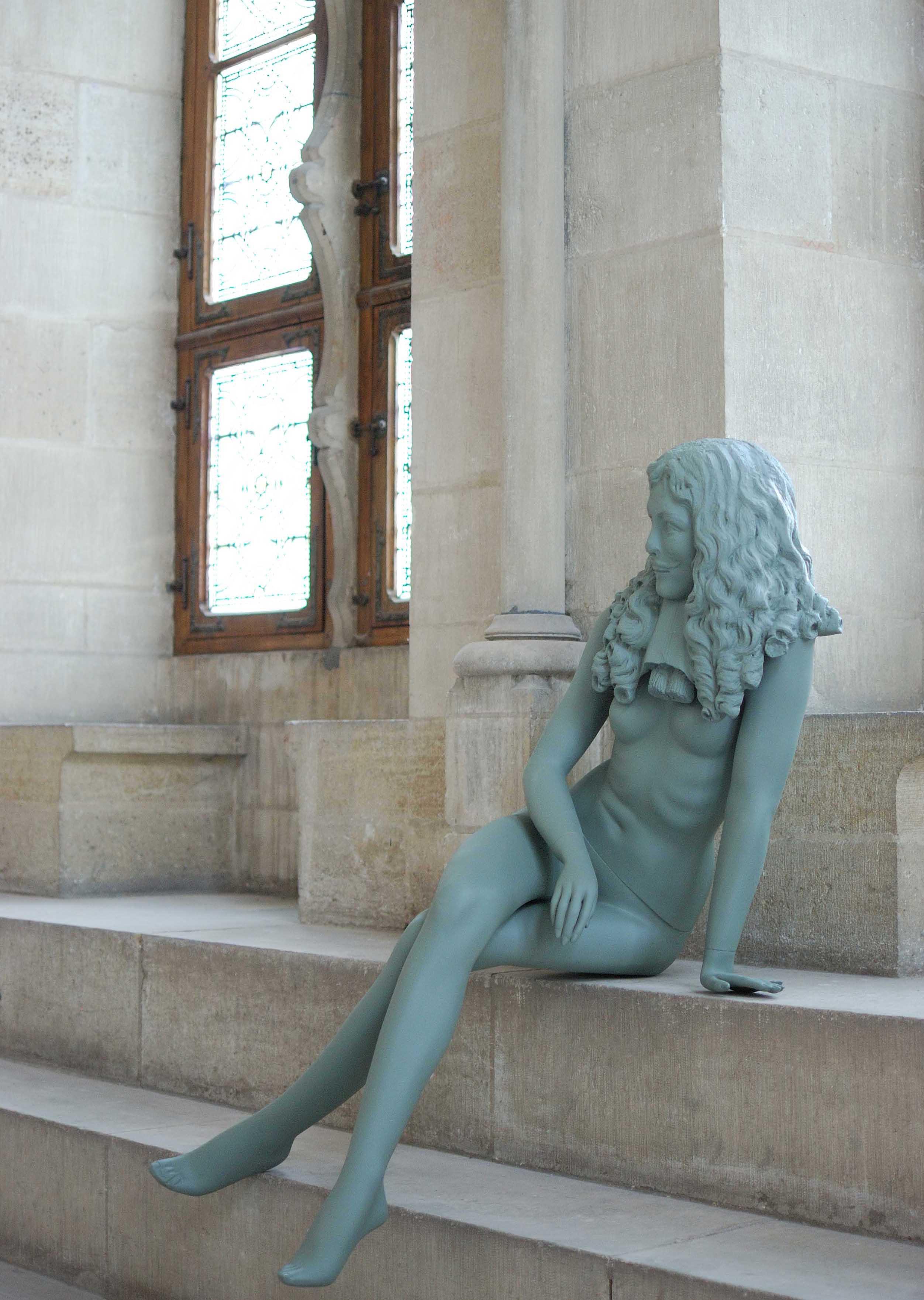 Le Petit Marquis Poudré