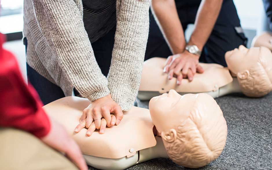 Lifesaving Technique Courses
