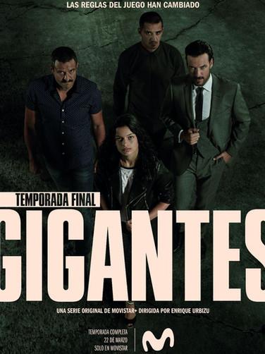 GIGANTES (T2)