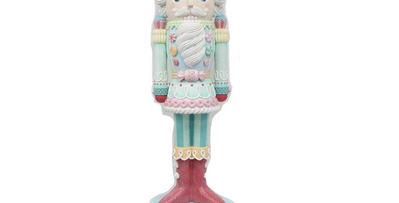 6 Foot Sweet Shoppe Candy Nutcracker Display