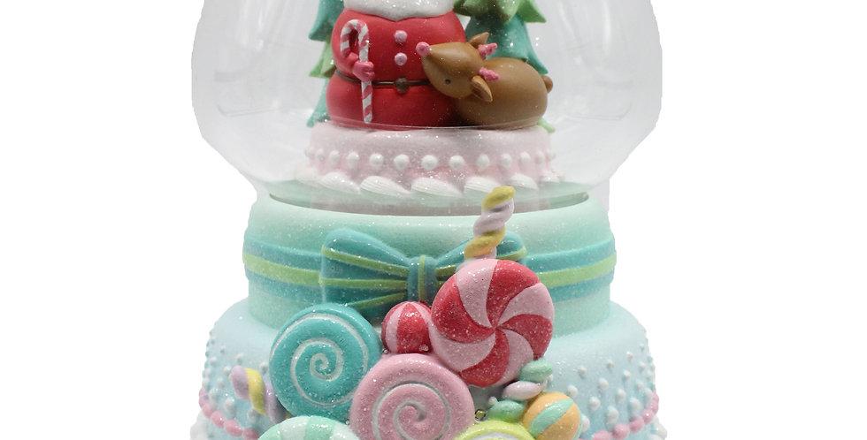 Candy LED Musical Globe