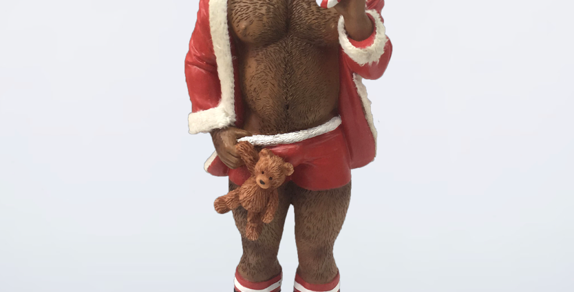 Santa Bear (POC)