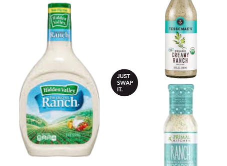 Does your Ranch Dressing have MSG in it?