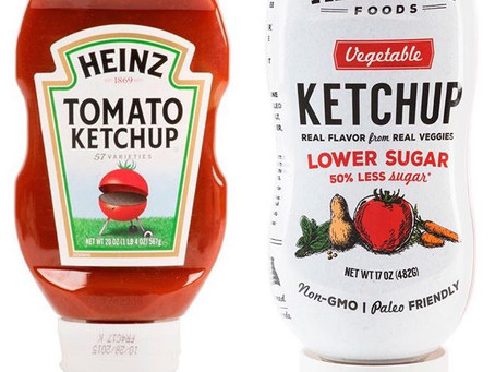 Your Ketchup Brand Matters!!