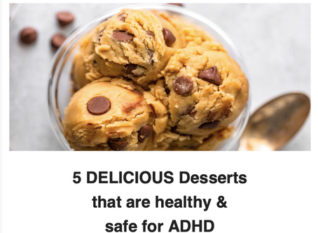 5 Desserts Without Guilt!