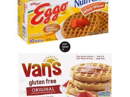 Let Go of that Eggo!!