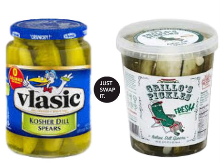 STOP eating pickles TODAY!
