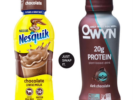 Chocolate Milk Swap